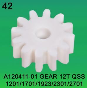 Best A120411-01 GEAR TEETH-12 FOR NORITSU qss1201,1701,1923,2301,2701 minilab wholesale