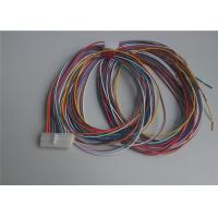 Best Multi Core Electric Automotive Wiring Harness , Customized Car Alarm Wire Harness wholesale
