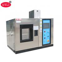 Best High Accuracy 80L Desktop Temperature & Humidity Stability Test Chamber wholesale