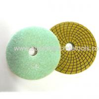 China Turbo Quality Diamond Polishing Pads on sale