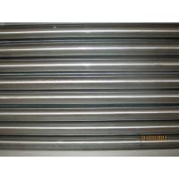 China 0.8 - 80 mm ASTM B338 Titanium Seamless Pipe , Polish , Smooth and Straight on sale