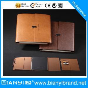 Best Perfect binding loose leaf notebook wholesale