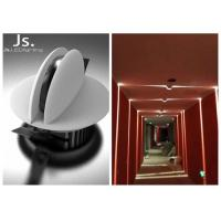 Buy cheap Indoor Fancy Led Recessed Ceiling Lights 3000K 5000K RGB Direct Switch Control from wholesalers