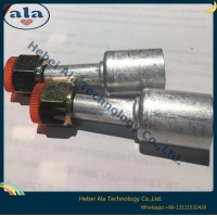 Buy cheap auto air conditioning hose fitting beadlock fitting Auto A/C Hose Ends R134a A/C from wholesalers