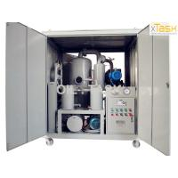 China Weather-Proof (Enclosed Type) Vacuum Dielectric Oil Filtering Unit and Transformer Oil Purification Machine ZYD-W on sale