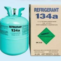 China High quality 13.6kg refrigerant gas R134a for sale on sale