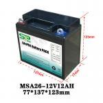 Best Long Lasting 12 Volt Lithium Battery Pack , 12v Battery Pack For Led Lights wholesale