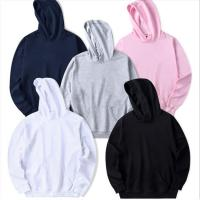 Best Lightweight 3 4 Zip Hoodie , Plain Cottonfrench Terry Weekday Oversized Hoodie wholesale