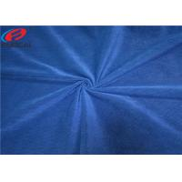 China Plain Dye Micro Corduroy 100% Velvet Material For Upholstery Christmas Decoration on sale
