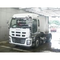 Best EURO IV ISUZU Used Tractor Truck 350 Hp Engine Power 6175x2496x3350mm wholesale