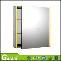 Best online shopping competitive price China factory wholesale aluminum alloy material high quality bathroom cabinet for sale wholesale
