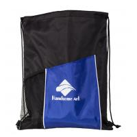 Best 210d Polyester Drawstring Shopping Bag with Low Price-HAD14021 wholesale