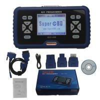 Cheap Citroen / Buick / Dodge Transponder Key Programmer , Super OBD SKP-900 V2.4 for sale