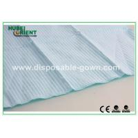 China Disposable Dental Bibs Hospital Disposable Products Paper Bibs For Adults , 39*68cm on sale