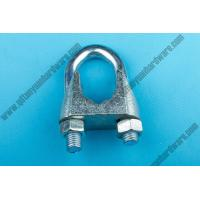 Best DIN741 wire rope clip wholesale