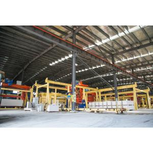 Best AAC Production-Convey chain-Full Automatic Concrete AAC Brick Block Production Line Making Machine wholesale