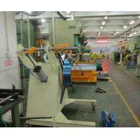 China Automatic Steel Coil Decoiler Machine With Heavy Load Capacity , Hydraulic Decoiler Machine on sale
