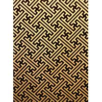 China PVD Copper colored Mirror Etched  stainless steel sheet sus304 316 grade on sale