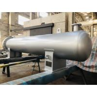 China Durable Industrial Heat Exchanger , Air / Water Shell And Tube Heat Exchanger on sale