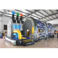 Best Seaworld Inflatable Obstacle Tunnel wholesale