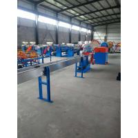 Best Steel Wire Plastic PE PVC Wire Coating Machine High Production With Auto Tension Control wholesale