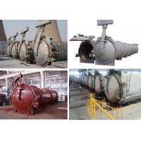 Best High Temperature Steam Pressure AAC Autoclave For AAC Block Making Plant wholesale