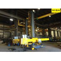 China ZH4040 Fixed And Motorized Welding Cloumn And Boom With Mig For Flange Welding on sale