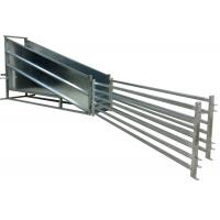 China Fast Assemble Cattle Loading Ramp Easy Relocate Durable Anti Slip Treads on sale