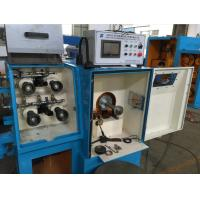Best AC 3 Phase Motor Super Fine Copper Wire Drawing Machine Low Power Consumption wholesale