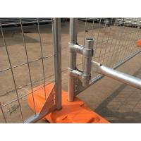 Best Economic Temporary Fence Panels For Chain Link Fence OEM / ODM Available wholesale