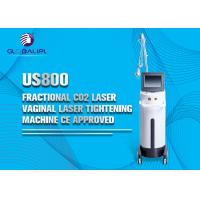 Best Scar Removal Stretch CO2 Fractional Laser Machine With Air Cooling System wholesale