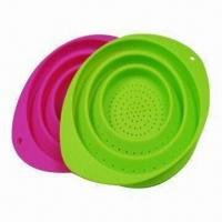 Best High-quality Silicone Kitchen Sink Strainer, Various Colors are Available wholesale