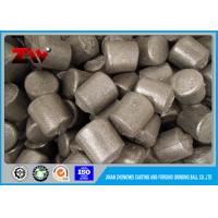 China Power station / cement plant use Casting Grinding cylpebs , length 40mm on sale