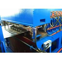 China Curving Machine Silo Roll Forming Machine / Steel Silo Roll Forming Equipment on sale