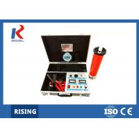 China RSZGF High Voltage DC Hipot Tester 1500 Meter Below For Cable Testing on sale