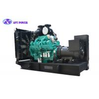 Cheap 50Hz Frequency Chinese Cummins Diesel Generator With Open Type Diesel Generator for sale