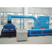 Best Square Pipe Automatic Grinding Machine / Mirror Finish Polishing Machine With Dust Collect wholesale