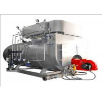 Chemical 5 T Natural Gas Boiler / 5000kg Gas Fired Condensing Steam Boiler