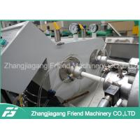 China PLC Control Electric Pvc Pipe Making Machine , Pipe Extrusion Equipment on sale