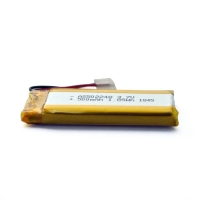 Best KPL502248 500mAh 3.7 V Lithium Polymer Battery Within 1C Rate wholesale
