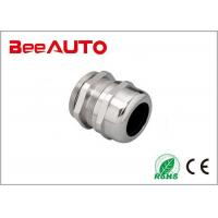 Best Brass / Aluminum PG Cable Gland  IP68 For Wires Connector Stainless Steel UL Certificate wholesale