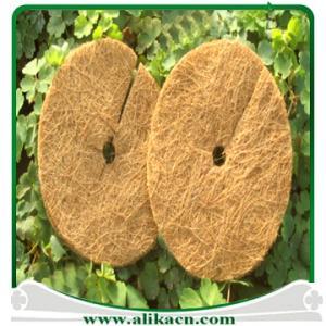 China Coco Fiber Mulch Mat Tree Ring on sale