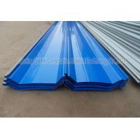 Best Corrosion Resistant Prepainted Steel Corrugated Roofing Sheets Long Life Span wholesale