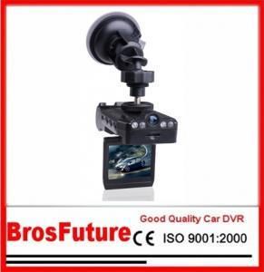 Best Dual Camera Vehicle Car DVR Two Scene Night vision Video Recorder 2.0 Mega Pixels wholesale