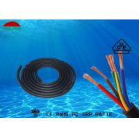 Buy cheap Black Color Swimming Pool Light Accessories 5×0.5mm² IP68 Waterproof from wholesalers