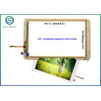 Buy cheap 3.3V - 5V 8.9'' Capacitive Monitor Touch Panel 85% Transmitaance product