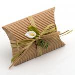 Best Custom Printing Logo Brown Corrugated Cake Boxes wholesale
