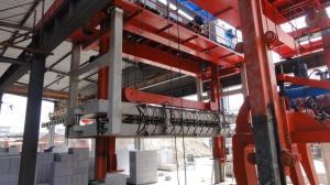 Best 5m Separating Block Brick Machine for autoclave section wholesale