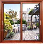 Best Thermal Break Residential Aluminium Casement Door Sliding Door With Security Mesh wholesale