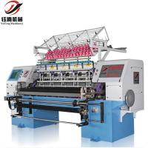 China computer high speed lock stitch multi-needle quilting machine on sale